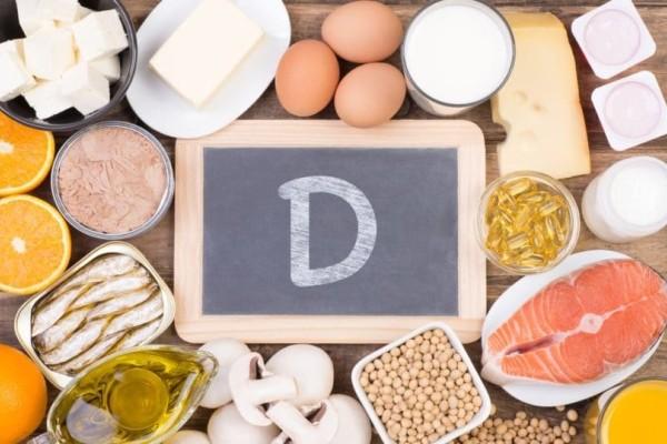 Τονώστε τον οργανισμό σας μόνο με βιταμίνη d! Τα τρόφιμα που θα σας σώσουν!