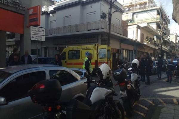 Συναγερμός στο Αγρίνιο: Αυτοκίνητο παρέσυρε πεζό!