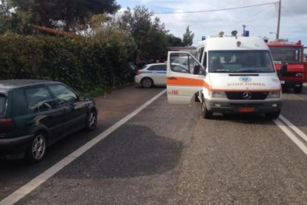 Φονικό τροχαίο στη Λιβαδειά: Νεκρός 33χρονος οδηγός!