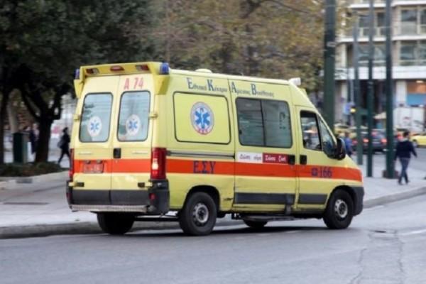 Σοβαρό τροχαίο στον Πύργο: Τραυματίστηκε 25χρονο παλικάρι!
