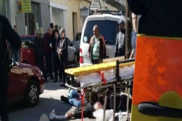 Σοβαρό τροχαίο στα Χανιά: Δύο τραυματίες! (photo)