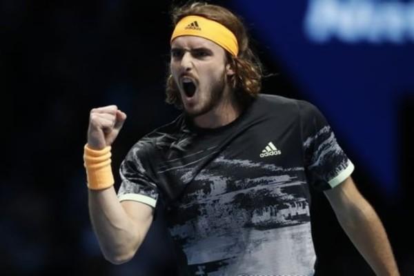 Θρυλική νίκη για τον Στέφανο Τσιτσιπά! Νίκησε τον Φέντερερ και προκρίθηκε στον τελικό!