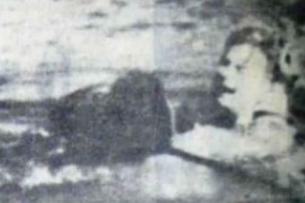 Παρολίγον πνιγμός για την Αλίκη Βουγιουκλάκη: Φωτογραφίες ντοκουμέντο!
