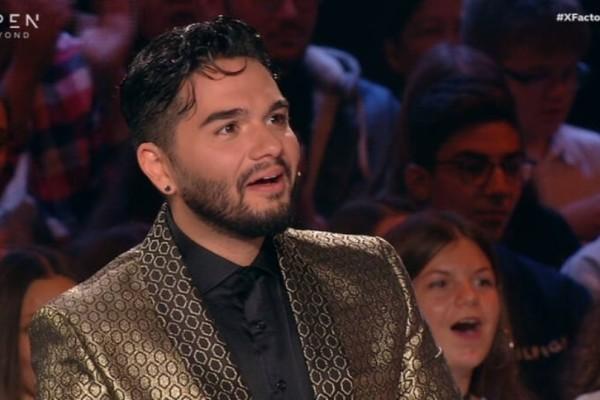 X Factor: Έφεραν τούρτα στο πλατό για τον Χρήστο Μάστορα!