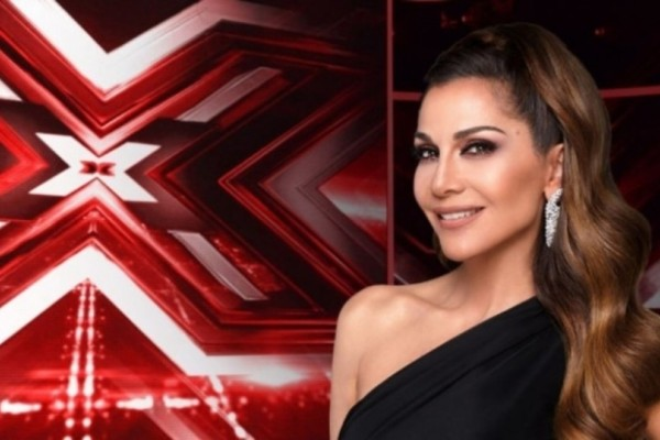 X Factor: Με οσκαρικό φόρεμα εμφανίστηκε η Δέσποινα Βανδή!