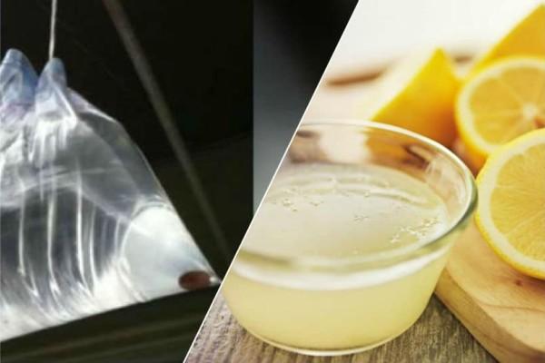 Πήρε μια σακούλα κι έριξε μέσα χυμό λεμονιού και κέρματα. Το αποτέλεσμα θα σας σώσει από...