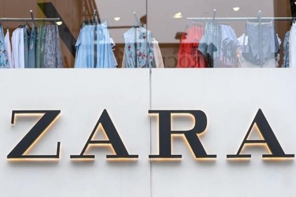 ZARA: Η πιο λαμπερή μπλούζα σε μπρονζέ απόχρωση που θα φορέσεις και μετά την Πρωτοχρονιά είναι σε - 40% έκπτωση και κοστίζει 9 ευρώ!