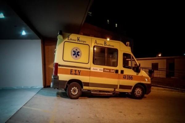 Ηράκλειο: Άνδρας έπεσε από ξενοδοχείο!