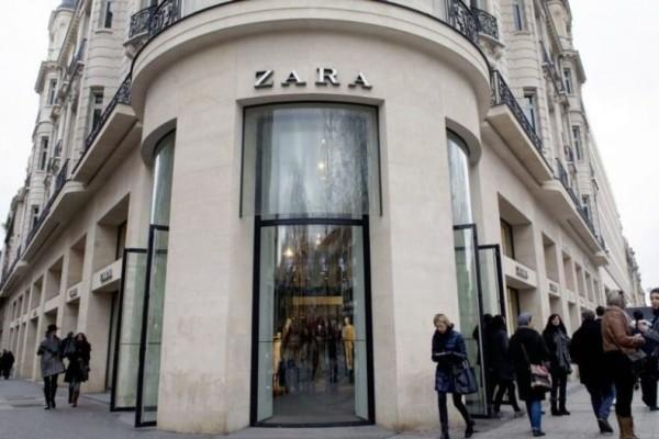 ZARA: Το σικάτο παντελόνι με κουμπιά που αν δείτε το χρώμα του θα το ερωτευτείτε! Έχει έκπτωση και κοστίζει πλέον 16 ευρώ!