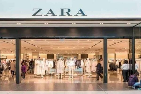 ZARA: Βρήκαμε το πιο σικάτο φόρεμα που φοριέται και μετά τις γιορτές με 40% έκπτωση! Κοστίζει μόλις 22 ευρώ!