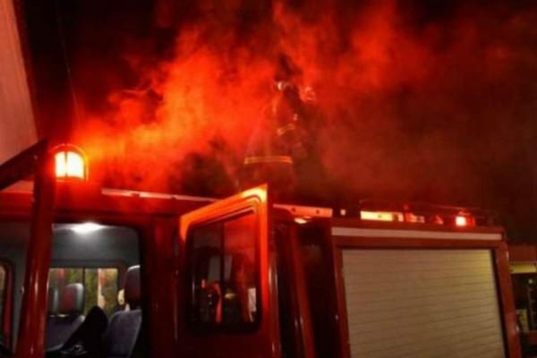 Θρήνος στη Μυτιλήνη: Νεκρός άνδρας από φωτιά σε διαμέρισμα!