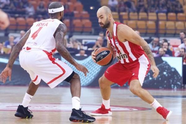 Euroleague: Τα ρέστα του για οκτάδα στο Βελιγράδι ο Ολυμπιακός!