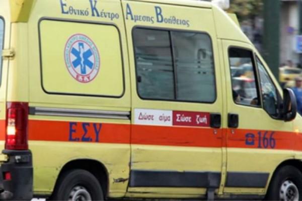 Τροχαίο ατύχημα στο Μοσχάτο: Αυτοκίνητο παρέσυρε γυναίκα