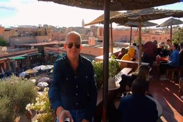 Εικόνες: Ο Τάσος Δούσης μας ταξιδεύει στο υπέροχο Μαρόκο! (video)