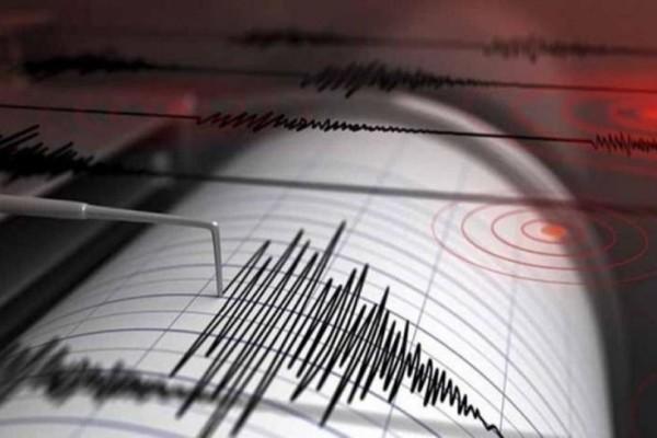 Σεισμός στην Κάσο!