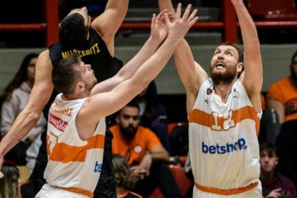 Basket League: Ασταμάτητος ο Προμηθέας!