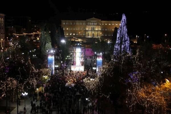 Χριστούγεννα στην Αθήνα: Η καρδιά της πόλης πλημμυρίζει με μουσική!