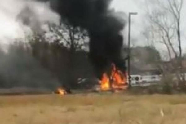 Τραγωδία στις ΗΠΑ: 5 νεκροί από συντριβή αεροσκάφους!