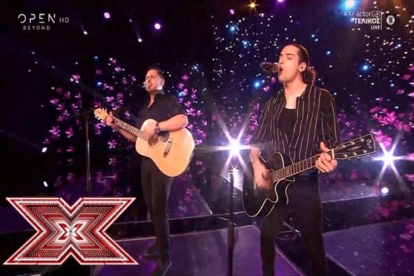 X - Factor: Αυτός είναι ο μεγάλος νικητής!