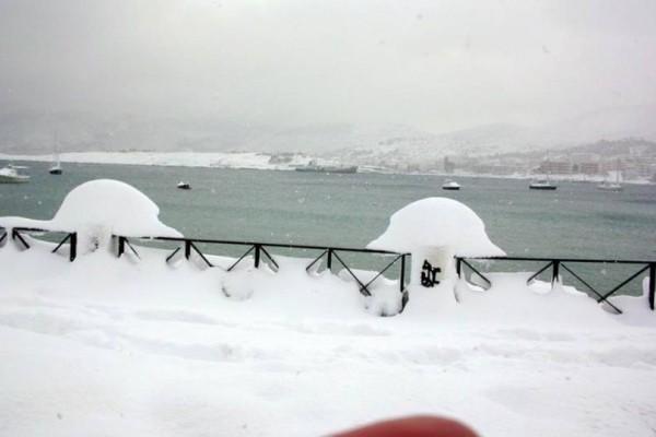 Καιρός: Έντονες χιονοπτώσεις τις επόμενες ώρες! Που θα χιονίσει στην Αττική;