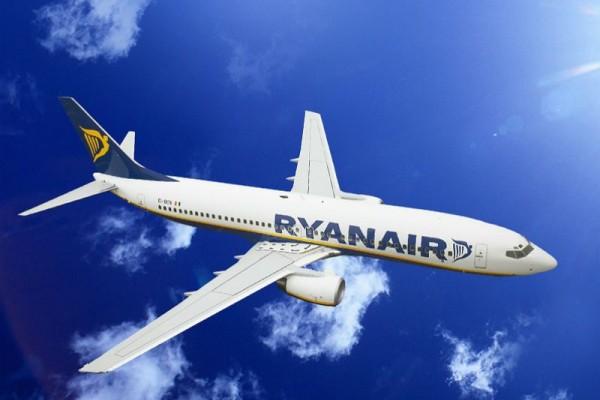 Τεράστια προσφορά Ryanair: Ταξιδέψτε με 9,99 ευρώ!