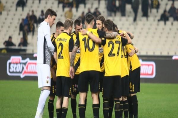 Super League: Αγχωτική νίκη για την ΑΕΚ κόντρα στον Αστέρα Τρίπολης!