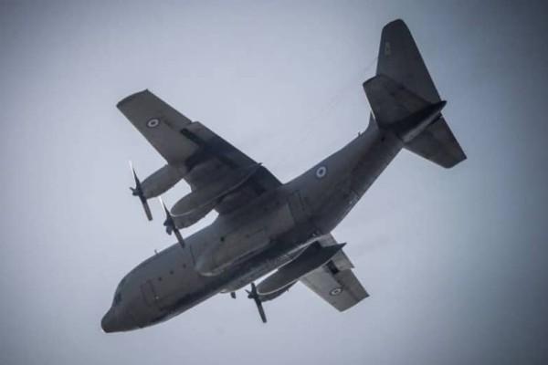 Συνετρίβη μαχητικό αεροσκάφος! Νεκροί οι δύο πιλότοι!