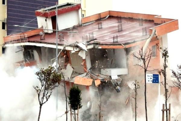 Σεισμός στην Αλβανία: Συλλήψεις για την ελλιπή ασφάλεια κτηρίων!