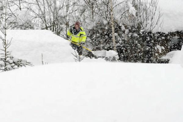 Συναγερμός στην Ιταλία: Μια γυναίκα και 2 παιδιά νεκροί από χιονοστιβάδα!