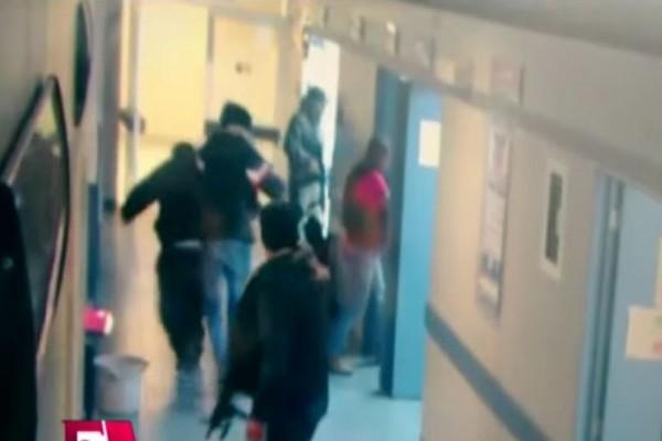 Σοκ: Εκτελεστές απήγαγαν ασθενή και τον διαμέλισαν! (Video)