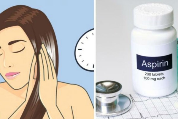 Λιώνει ασπιρίνη και την βάζει στα μαλλιά...Το αποτέλεσμα μετά από λίγο καιρό είναι εκπληκτικό!