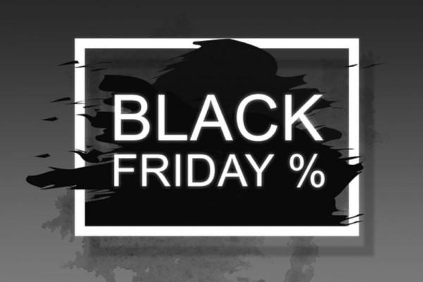 Αδιανόητο: Αυτός είναι ο τζίρος για την Black Friday και Cyber Monday!