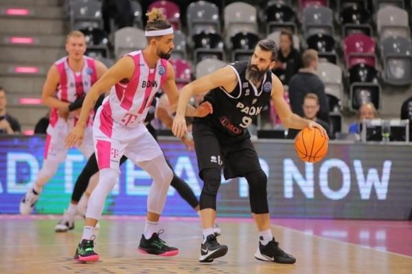 Basketball Champions League: Σπουδαίο διπλό για ΠΑΟΚ! (Video)