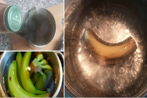 Έβρασε κανέλα με μπανάνα και ήπιε ένα ποτήρι πριν κοιμηθεί! Το αποτέλεσμα ήταν θαυματουργό!