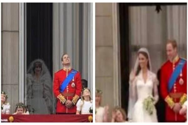 Πριγκίπισσα Νταϊάνα: Το φάντασμά της στον γάμο του πρίγκιπα Γουίλιαμ! Ανατριχιάζει η φωτογραφία!
