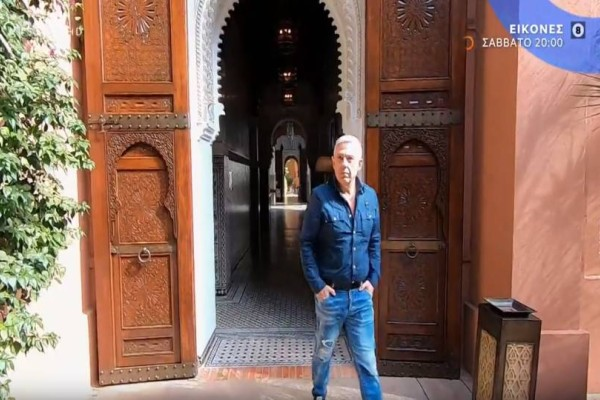 Εικόνες: Ο Τάσος Δούσης μας ξεναγεί στο Μαρόκο part 2! (video)