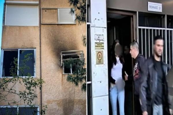 Οικογενειακή τραγωδία στη Βάρκιζα: Αποφυλακίσθηκε η μητέρα που είχε αφήσει το μωρό της να καεί!