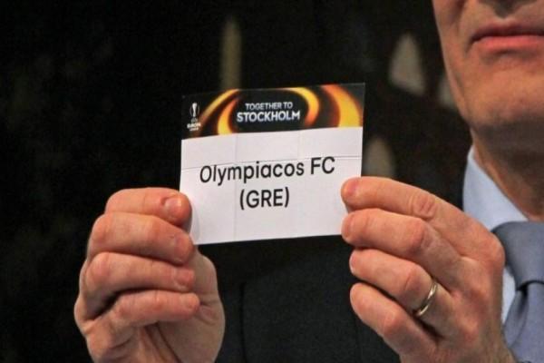 Europa League: Αυτός είναι ο αντίπαλος του Ολυμπιακού για τους «32»! (video)