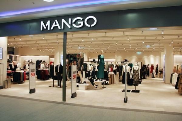 Mango: Η μεγάλη δερμάτινη