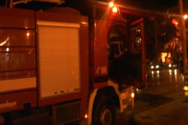 Συναγερμός στο Νέο Φάληρο: Φωτιά σε διαμέρισμα!