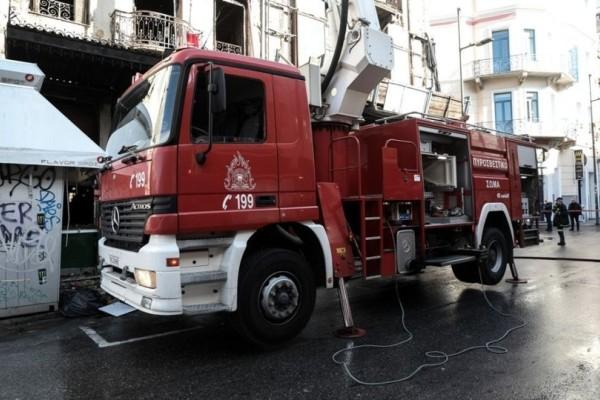 Συναγερμός στην Ημαθία: Φωτιά σε μονοκατοικία!