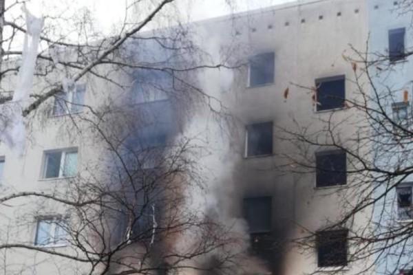 Γερμανία: Ένας νεκρός από την έκρηξη!