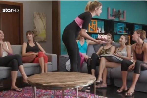 GNTM: Έφεραν τούρτα γενεθλίων στην Κάτια! Ποια κορίτσια δεν ενθουσιάστηκαν με την έκπληξη;