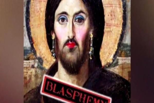 «Δεν είναι η πρώτη φορά που...»! Η απάντηση του Μητροπολίτη Αργολίδας για την εικόνα του Ιησού με μακιγιάζ και σκουλαρίκια! (Video)