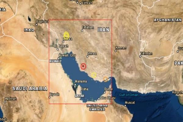 Σεισμός 5,1 Ρίχτερ στο Ιράν!