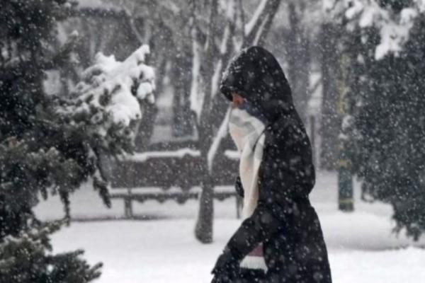 «Καμπανάκι» από την ΕΜΥ: Αυτές είναι οι περιοχές που θα χιονίσει τις επόμενες ώρες! (photos)