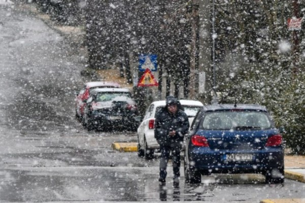 Καιρός: Βροχές, χιόνια και παγωνιά σήμερα! Ποιες περιοχές θα ντυθούν στα «λευκά»;