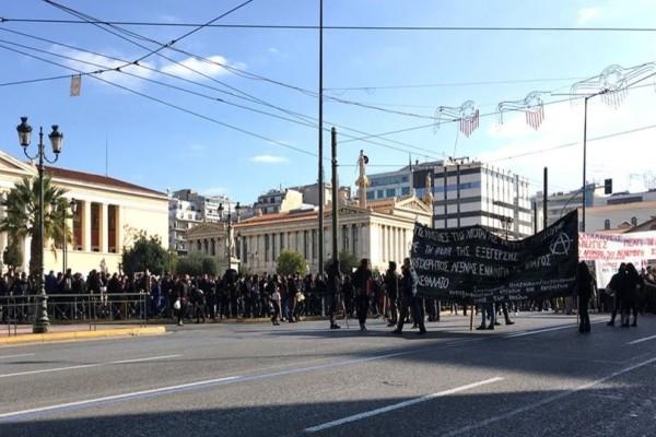 Κλειστό το κέντρο της Αθήνας! (photo)