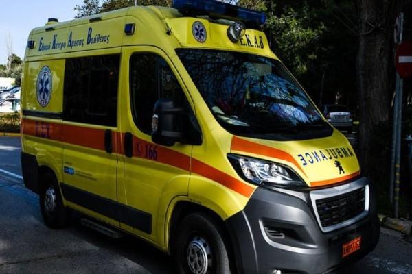 Σοκ στην Κρήτη: Γυναίκα έπεσε από μπαλκόνι!