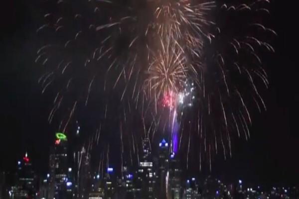 Ήρθε το 2020! Η χώρα που υποδέχτηκε πρώτη το νέο έτος! (Video)